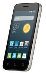 Alcatel One Touch 4013D PIXI 3 (4) , strieborný