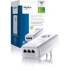 Devolo dLAN® 500AV Wireless+ Starter Kit