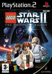 Activision LEGO Star Wars II: The Original Trilogy (PS2)