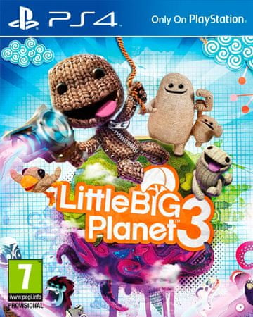 Sony Little Bit Planet 3 (PS4)