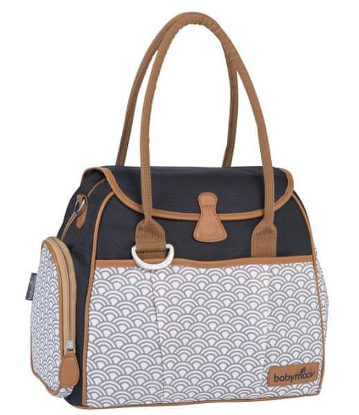 Babymoov Přebalovací taška Style Bag, Black