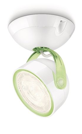 Philips stropni reflektor 53230, zelen