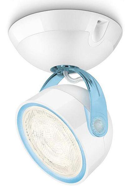 Philips Stropní bodové LED svítidlo modrá 53230/35/16