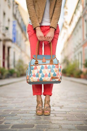 Babymoov previjalna torba Style Bag