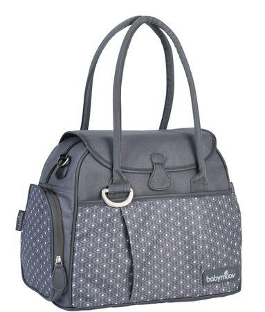 Babymoov previjalna torba Style Bag, Zinc