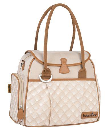 Babymoov previjalna torba Style Bag, Taupe