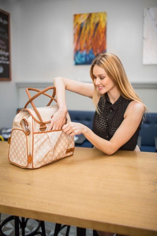 Babymoov Přebalovací taška Style Bag, Taupe