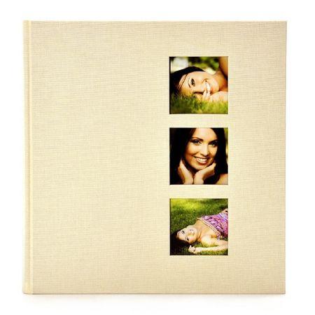 Goldbuch foto album Style 30 x 31 cm, 60 strani, bež