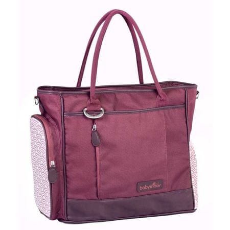 Babymoov Babymoov taška Essential Bag, Cherry