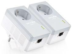 TP-Link powerline adapter z vtičnico TL-PA4010P KIT 500Mbps