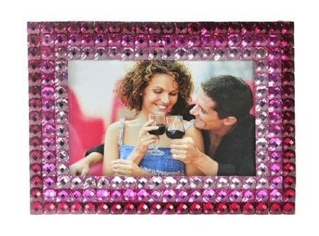 Goldbuch foto okvir Cristal, 10 x 15 cm, rdeč