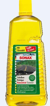 Sonax letno čistilo za vetrobransko steklo, citrusi, koncentrat, 2 l