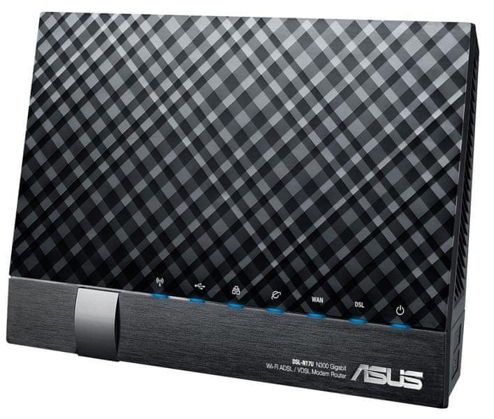 Asus DSL-N17U (90IG01L0-BM3000)