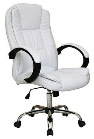 Računalniški stol OC06, bel