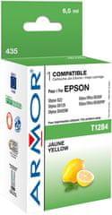 Armor T128440 pre tlačiarne Epson, žltý (K12591)