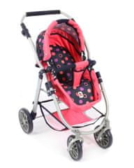 Bayer Chic Wózek dla lalek Emilia 3w1