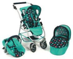Bayer Chic Wózek dla lalek Emotion 3w1