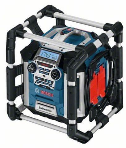BOSCH Professional Aku. radio GML 50