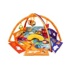 KinderKraft Hrací deka Animals Planet