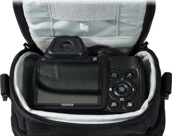Lowepro torbica za fotoaparat Adventura SH 100 II, črna - Odprta embalaža