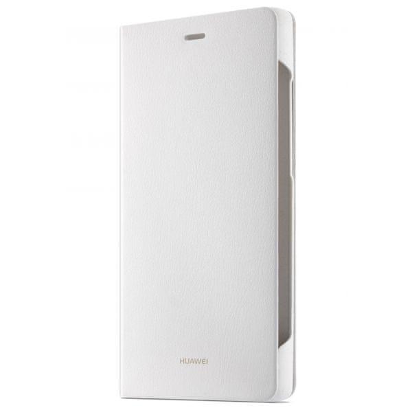 Huawei Flipové pouzdro, Huawei P8 Lite, bílé