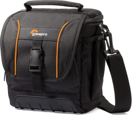Lowepro torbica za fotoaparat Adventura SH 140 II, črna