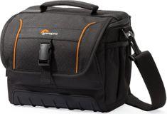 Lowepro torbica za fotoaparat Adventura SH 160 II, črna