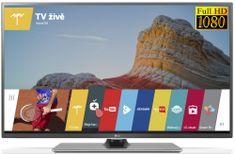 """LG 42LF652V 42"""" Full HD 3D Smart LED TV"""