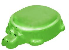 Starplay Piaskownica z pokrywą hipopotam