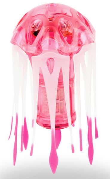 Hexbug Aquabot Medúza růžová
