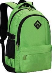 Street Ovalni ruksak Street Colour Green