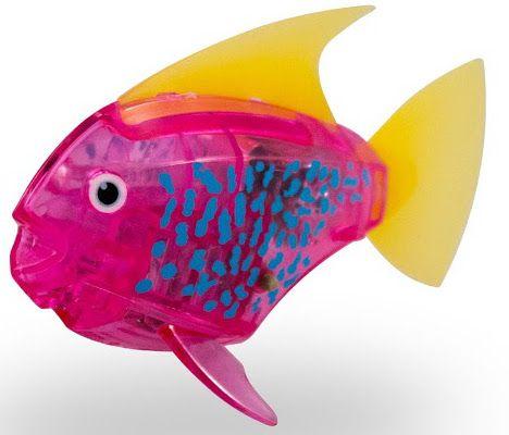 Hexbug Aquabot LED deco růžová