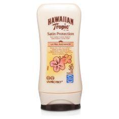 Hawaiian Tropic losjon za sončenje SPF 30 za občutljivo kožo, 100 ml