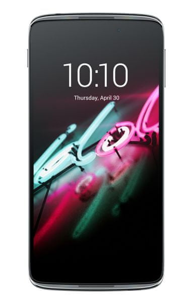Alcatel 6045Y IDOL 3 (5,5) , šedý