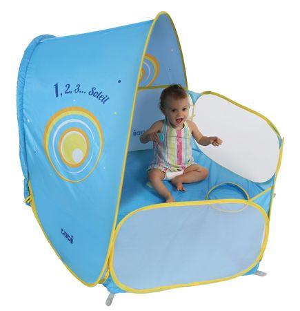 Ludi Stan a hracia ohrádka pre bábätko anti-UV