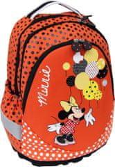 Disney Ergonomic Ruksak Minnie Lost in dots