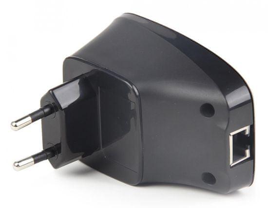 Gembird ETH WiFi repeater černý (WNP-RP-002-B)