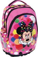 Disney Ergonomski Ruksak Minnie Heartpolkadot