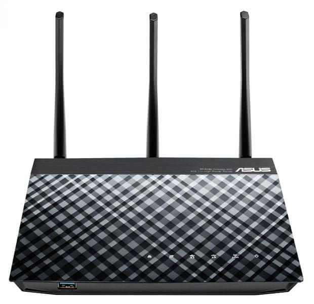 Asus Bezdrátový router RT-N18U (90IG00L0-BM3G20)
