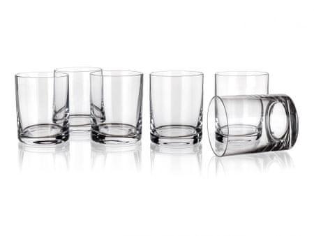 Banquet Zestaw szklanek do whisky DEGUSTATION CRYSTAL, 6 szt.