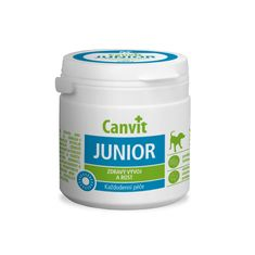Canvit preparat dla szczeniąt Junior - 230 g