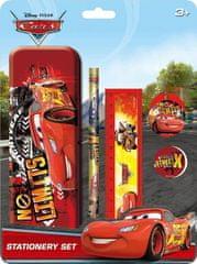 Disney set otroški Cars 5/1 blister