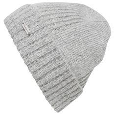 Pepe Jeans šedá dámská čepice Dianka