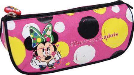 Disney Ovalna pernica Minnie Heartpolkadots