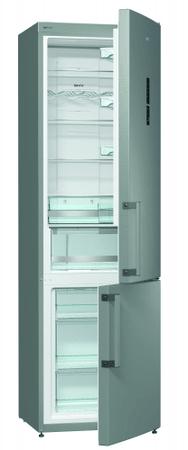Gorenje kombinirani hladilnik NRK6202MX