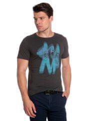 s.Oliver trendy pánské bavlněné tričko
