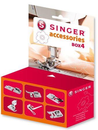 Singer pribor za šivalni stroj Box 4