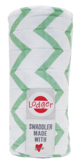 Lodger Multifunkcionális törölköző Swaddler törölköző, 120x120