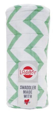Lodger Multifunkční osuška Swaddler, Anise