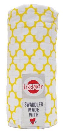 Lodger Multifunkční osuška Swaddler, Gold